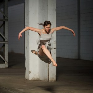 Leonie Pfitzer, Vertical Dance, Contemporary Dance, Flying Dance