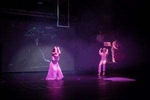 Theater und Neuer Zirkus