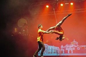 Flying Dance