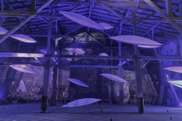 Installationen & Bewegungskunst
