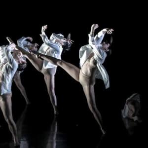 Chiara Fersini, Tänzerin, Vertical Dance, Performerin